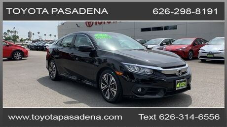 2017 Honda Civic Sedan EX-T Pasadena CA
