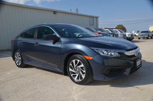 2017 Honda Civic Sedan EX Wylie TX