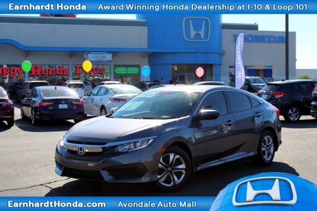 2017 Honda Civic Sedan LX Avondale AZ