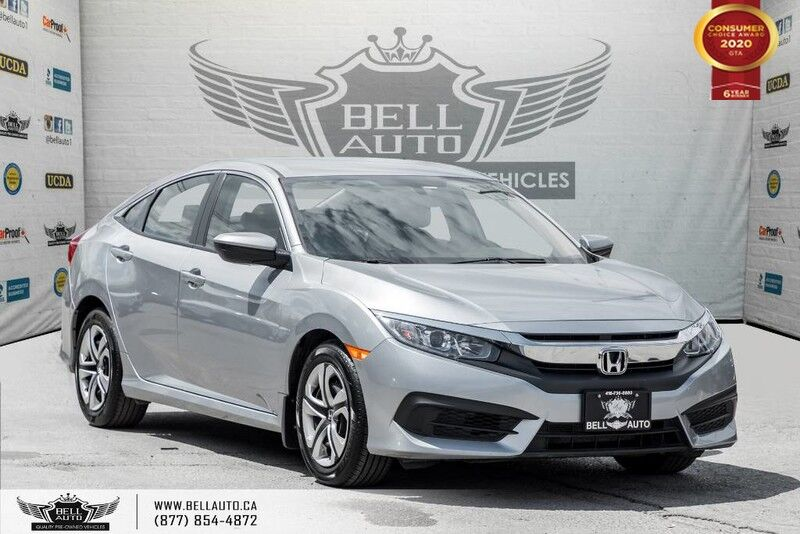 2017 Honda Civic Sedan LX, BACK-UP CAM, BLUETOOTH, HEATED SEAT, ECO MODE
