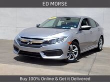 2017_Honda_Civic Sedan_LX CVT_ Delray Beach FL
