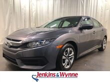 2017_Honda_Civic Sedan_LX CVT_ Clarksville TN