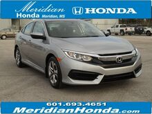 2017_Honda_Civic Sedan_LX CVT_ Meridian MS