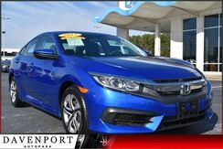 2017_Honda_Civic Sedan_LX CVT_ Rocky Mount NC