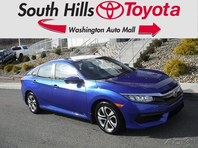 2017 Honda Civic Sedan LX Canonsburg PA
