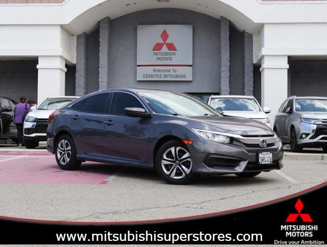 2017 Honda Civic Sedan LX Cerritos CA
