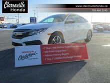 2017_Honda_Civic Sedan_LX_ Clarenville NL