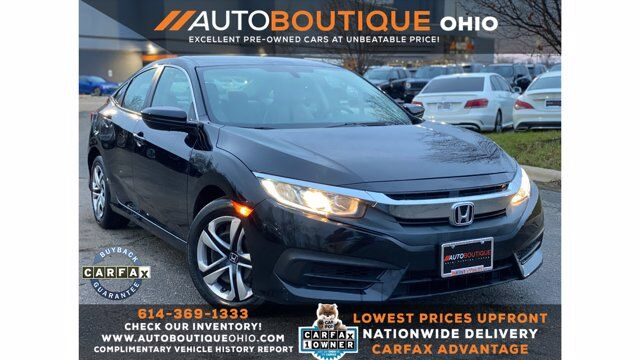 2017 Honda Civic Sedan LX Columbus OH