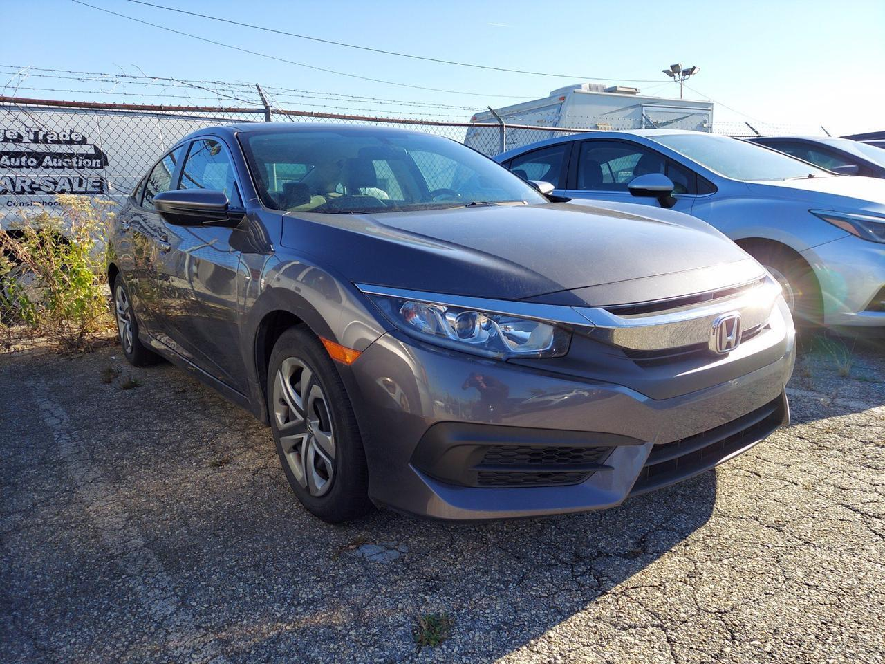 2017 Honda Civic Sedan LX Conshohocken PA