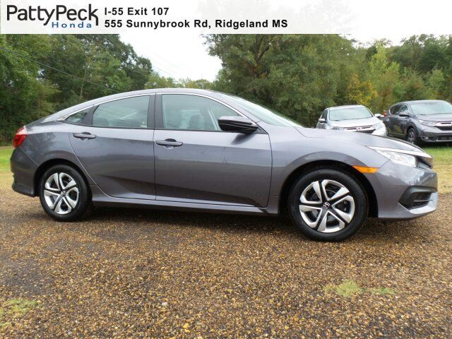 2017 Honda Civic Sedan LX FWD Jackson MS