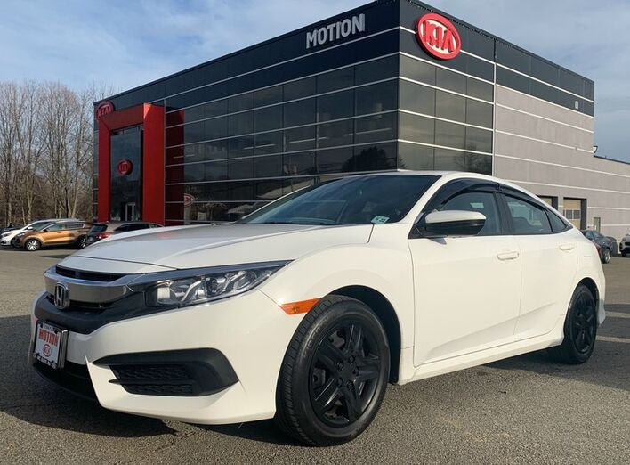 2017 Honda Civic Sedan LX Hackettstown NJ