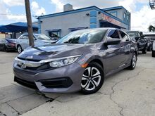 2017_Honda_Civic Sedan_LX_ Jacksonville FL