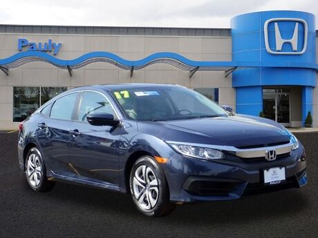 2017 Honda Civic Sedan LX Libertyville IL