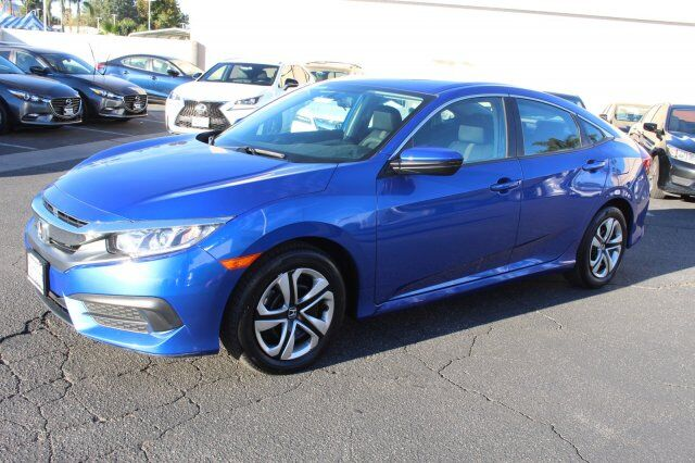 2017 Honda Civic Sedan LX Loma Linda CA
