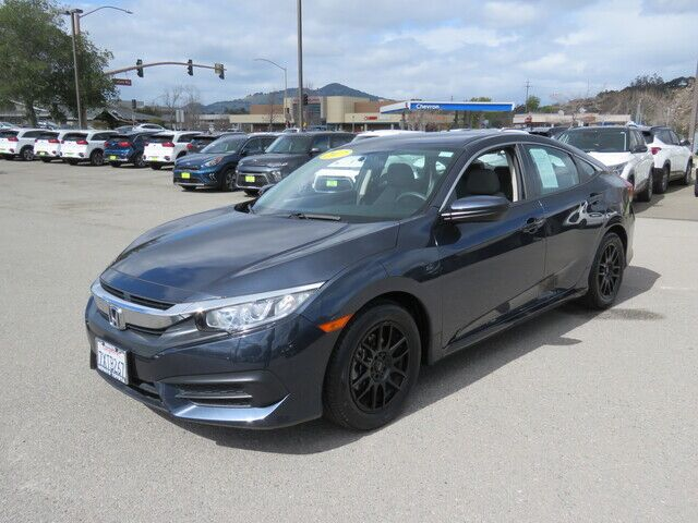 2017 Honda Civic Sedan LX Novato CA