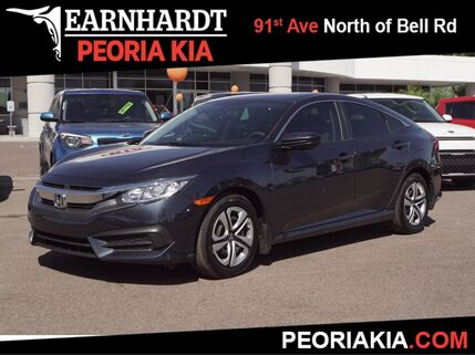2017_Honda_Civic Sedan_LX_ Peoria AZ