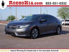 2017_Honda_Civic Sedan_LX_ Phoenix AZ