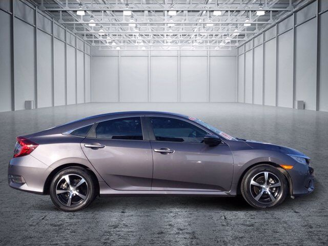 2017 Honda Civic Sedan LX New Braunfels TX