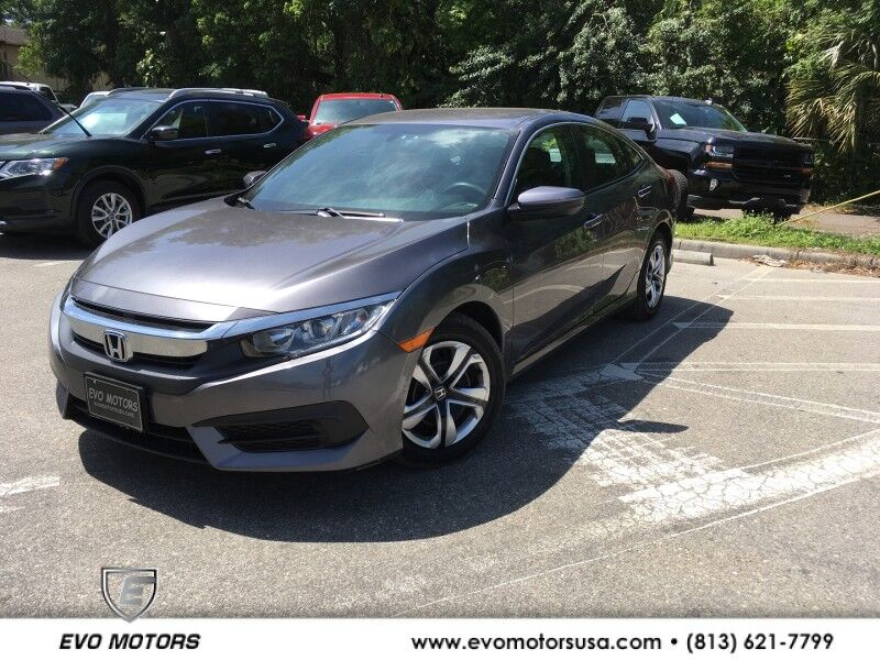 2017 Honda Civic Sedan LX Seffner FL