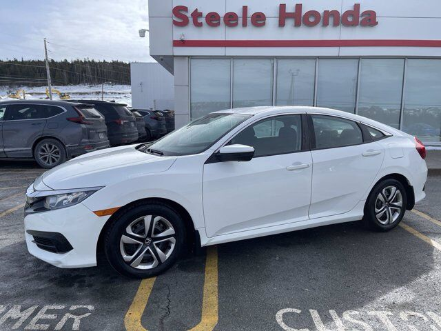 2017 Honda Civic Sedan LX St. John's NL