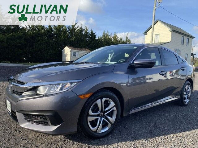 2017 Honda Civic Sedan LX Woodbine NJ