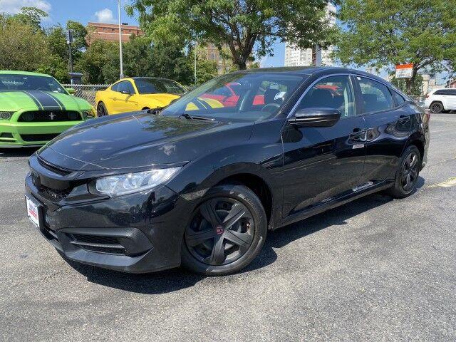 2017 Honda Civic Sedan LX Worcester MA