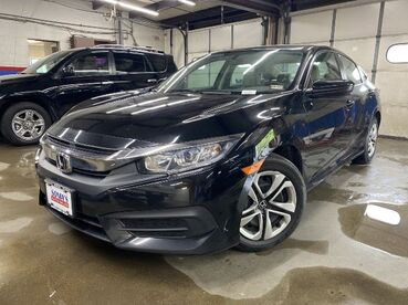 2017_Honda_Civic Sedan_LX_ Worcester MA