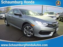 2017_Honda_Civic Sedan_LX_ Schaumburg IL
