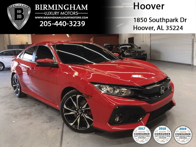 2017 Honda Civic Sedan Si 4dr Sedan 6M Hoover AL