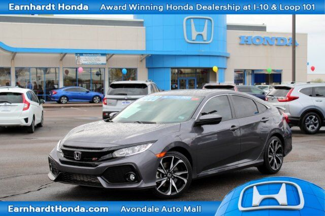 2017 Honda Civic Sedan Si Avondale AZ
