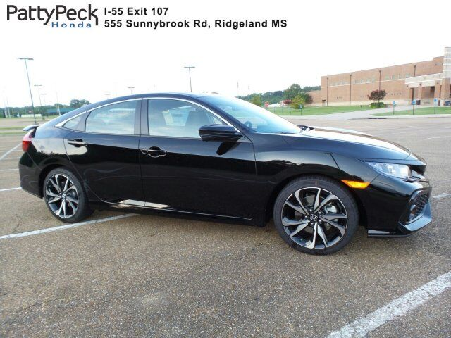2017 Honda Civic Sedan Si FWD Jackson MS