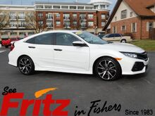 2017_Honda_Civic Sedan_Si_ Fishers IN