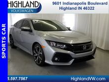 2017_Honda_Civic Sedan_Si_ Highland IN