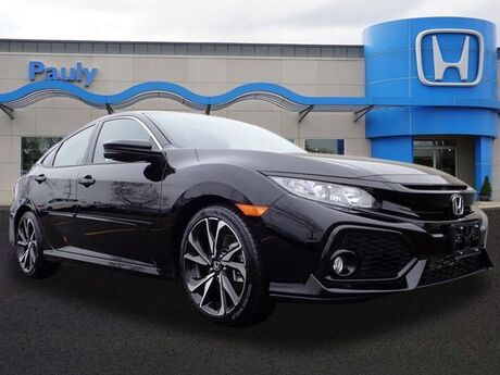 2017 Honda Civic Sedan Si Libertyville IL