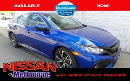 2017_Honda_Civic Sedan_Si_ Melbourne FL