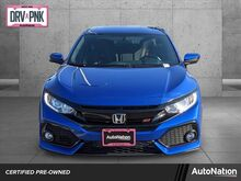 2017_Honda_Civic Sedan_Si_ Roseville CA