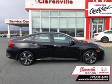 2017_Honda_Civic Sedan_Touring  - Certified - Navigation - $141 B/W_ Clarenville NL