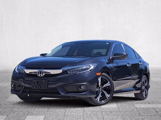 2017 Honda Civic Sedan Touring Boerne  TX