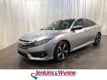 2017_Honda_Civic Sedan_Touring CVT_ Clarksville TN