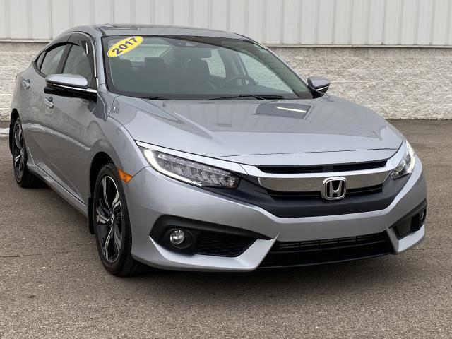 2017 Honda Civic Sedan Touring CVT Muskegon MI