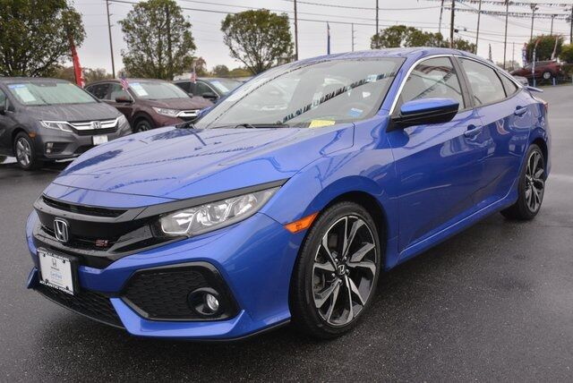 2017 Honda Civic Si Bay Shore NY