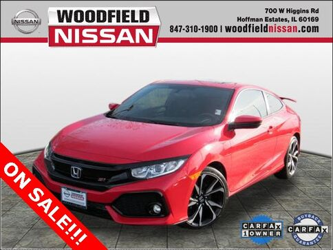 2017_Honda_Civic_Si_ Hoffman Estates IL