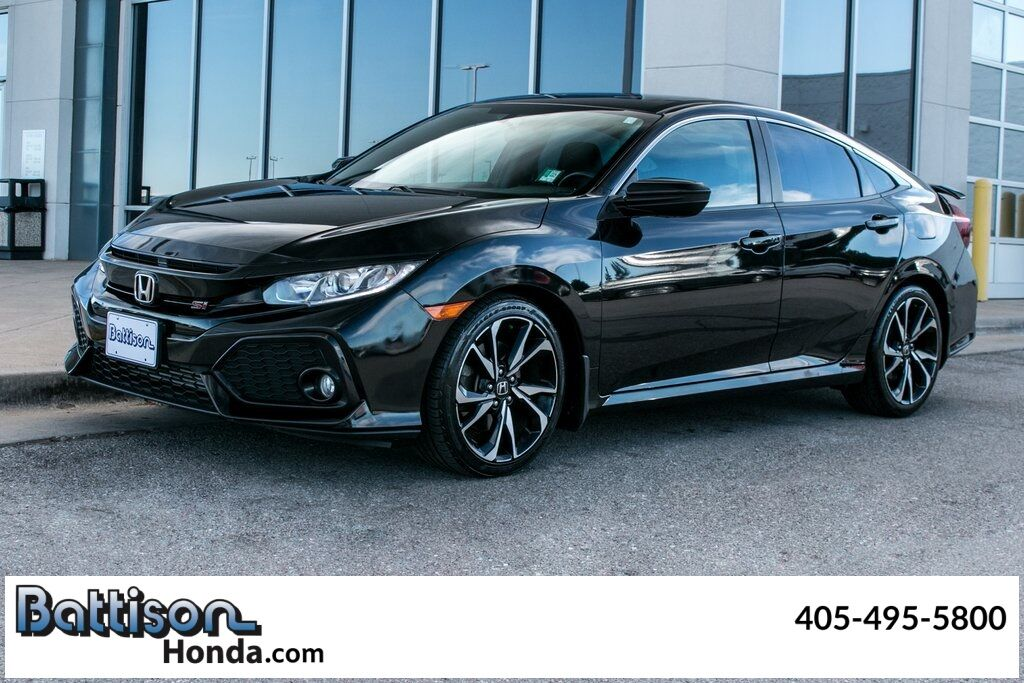 2017_Honda_Civic_Si_ Oklahoma City OK