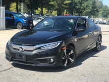 2017_Honda_Civic_Touring CVT_ Cary NC