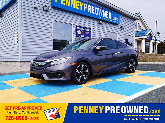 2017 Honda Civic Touring Mount Pearl NL