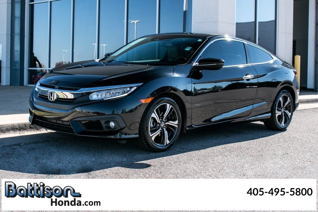 2017_Honda_Civic_Touring_ Oklahoma City OK