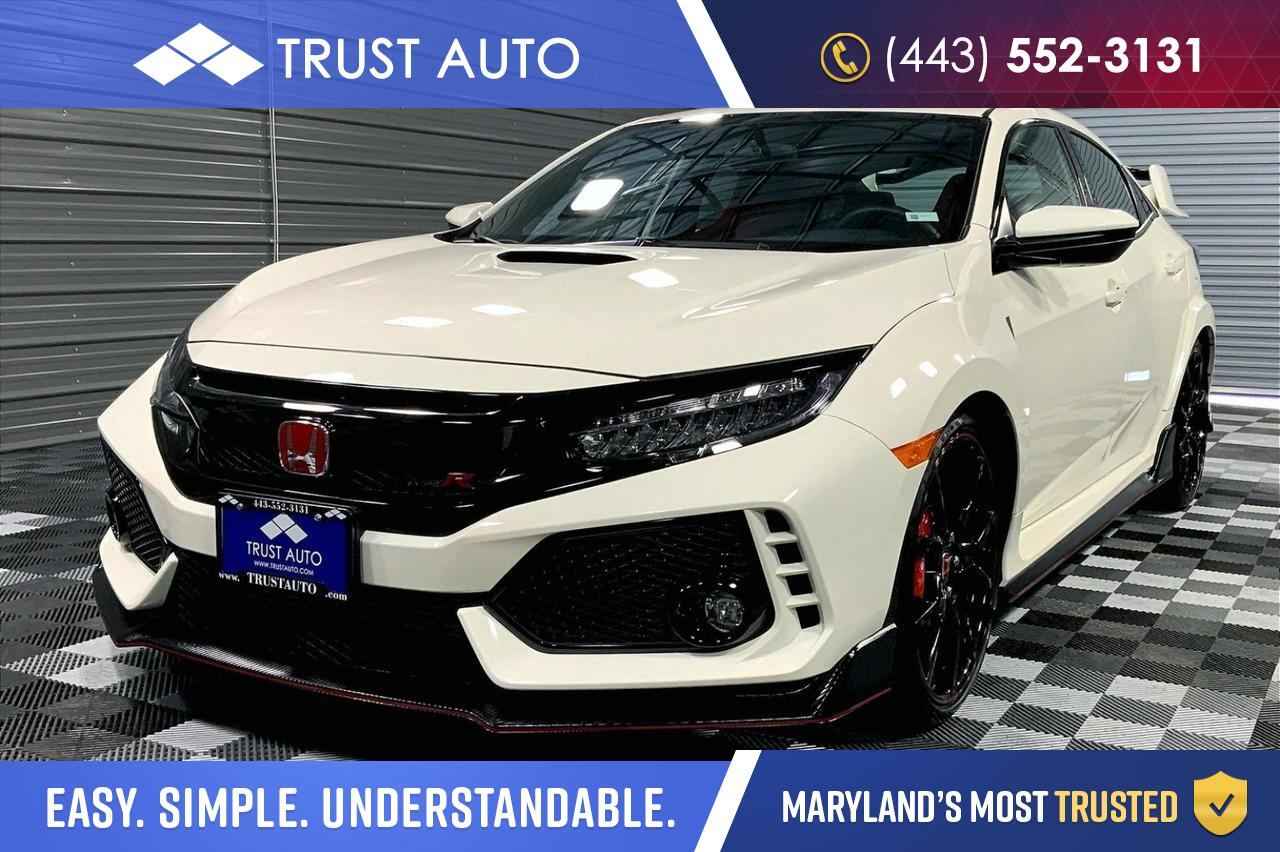 2017 Honda Civic Type R Touring Sykesville MD