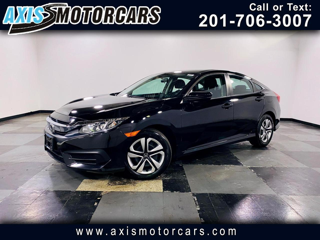 2017 Honda Civic w/Backup Camera Jersey City NJ