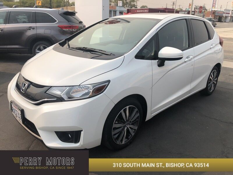 2017 Honda Fit EX Bishop CA