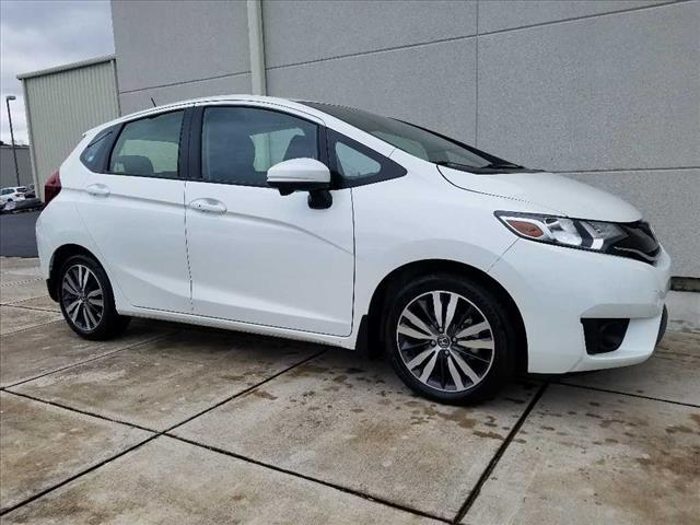 2017 Honda Fit EX photo